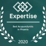 Best acupuncturist in phoenix badge for 2020