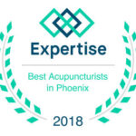 Best acupuncturist in phoenix badge for 2018